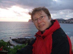 Berit-Liebe Hannelore, leider habe ich den Sonnenuntergang weggeblitzt.JPG