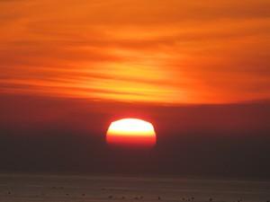 Sonnenaufgang in Torremolinos.JPG