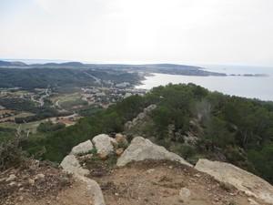 Gipfelblick Sa Bruta Richtung Paguera.JPG