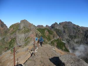 Bergrücken am Pico Arieiro.JPG