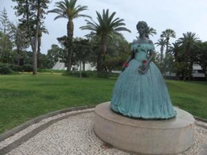 Sissi in Funchal.JPG
