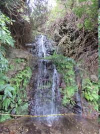 Wasserfall an der Levada do Castelejo.JPG