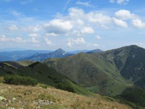 Auf dem Gipfel des Maly Krivan.JPG