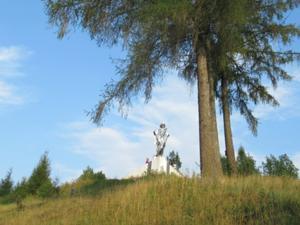 Terchova Janosikdenkmal.JPG