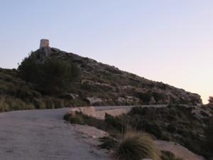 Aufstieg zum Torre Cap Formentor.JPG